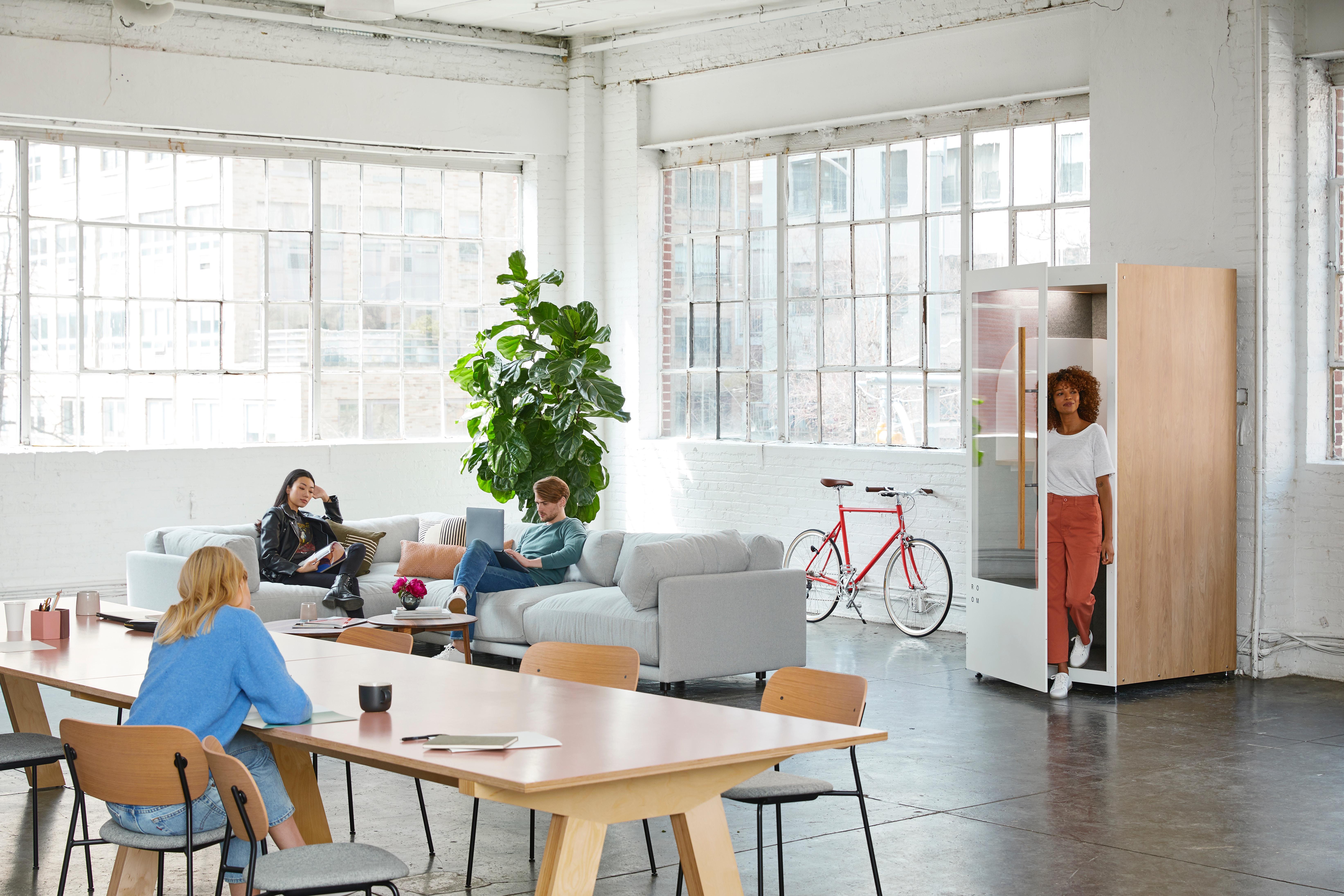 Coworking Kultur Im Wandel